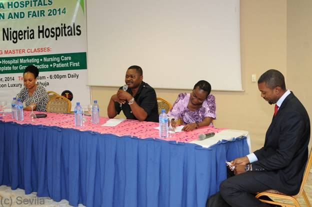 Dr. Asuquo of ACHL