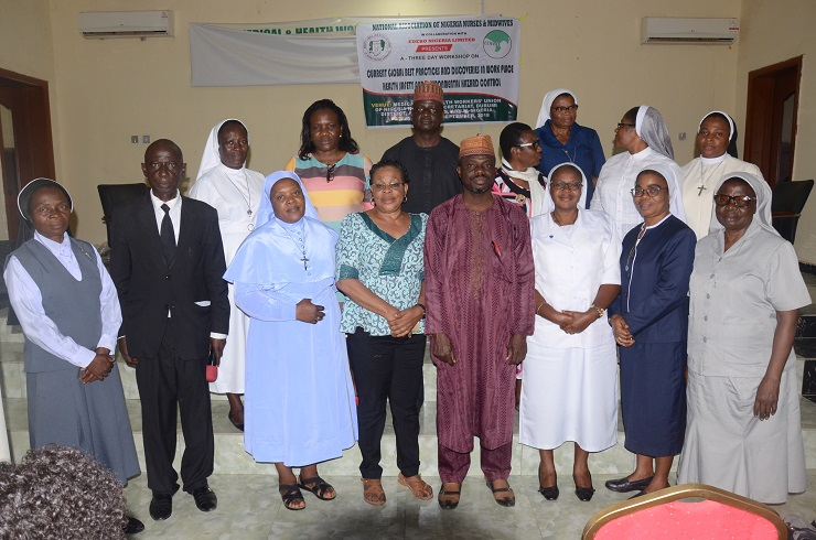 ACHL Collaborates With NANNM and Edebo Inc on Capacity Building Event for Nurses from Public and Private Sector Health Facilities across the Country