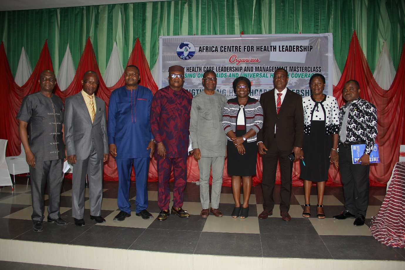 Achl Concludes Its Innovative Health Care Leadership Masterclass In Uyo, Akwa Ibom State, 27-29 August, 2019