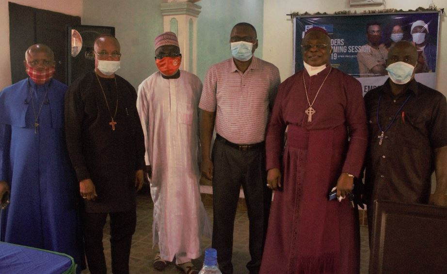 Faith Based Response Pivotal to Nigeria's Covid 19 Efforts: Achl Takes The Lead In Mobilizing FBOs Through Covid 19 EFBR Project