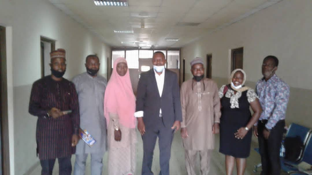 ACHL Collaborates with Nigerian Supreme Council for Islamic Affairs (NSCIA) on Interfaith COVID 19 Response.